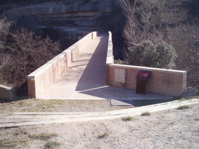 Pont medieval de Periques