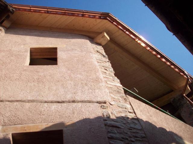Consolidació i adequació estructural de l'edifici de l'antiga presó de Bagà